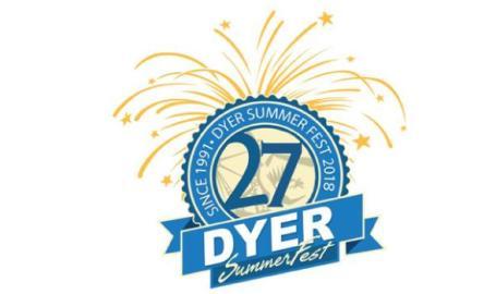 Dyer Summer Fest dyer indiana festivals