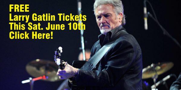 free larry gatlin tickets 1