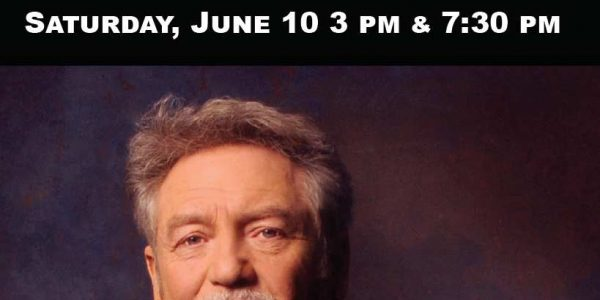 larry gatlin at the center for performing arts