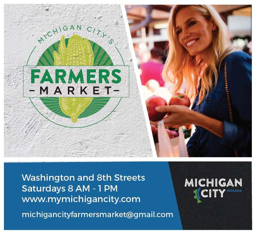michigan city farmers market