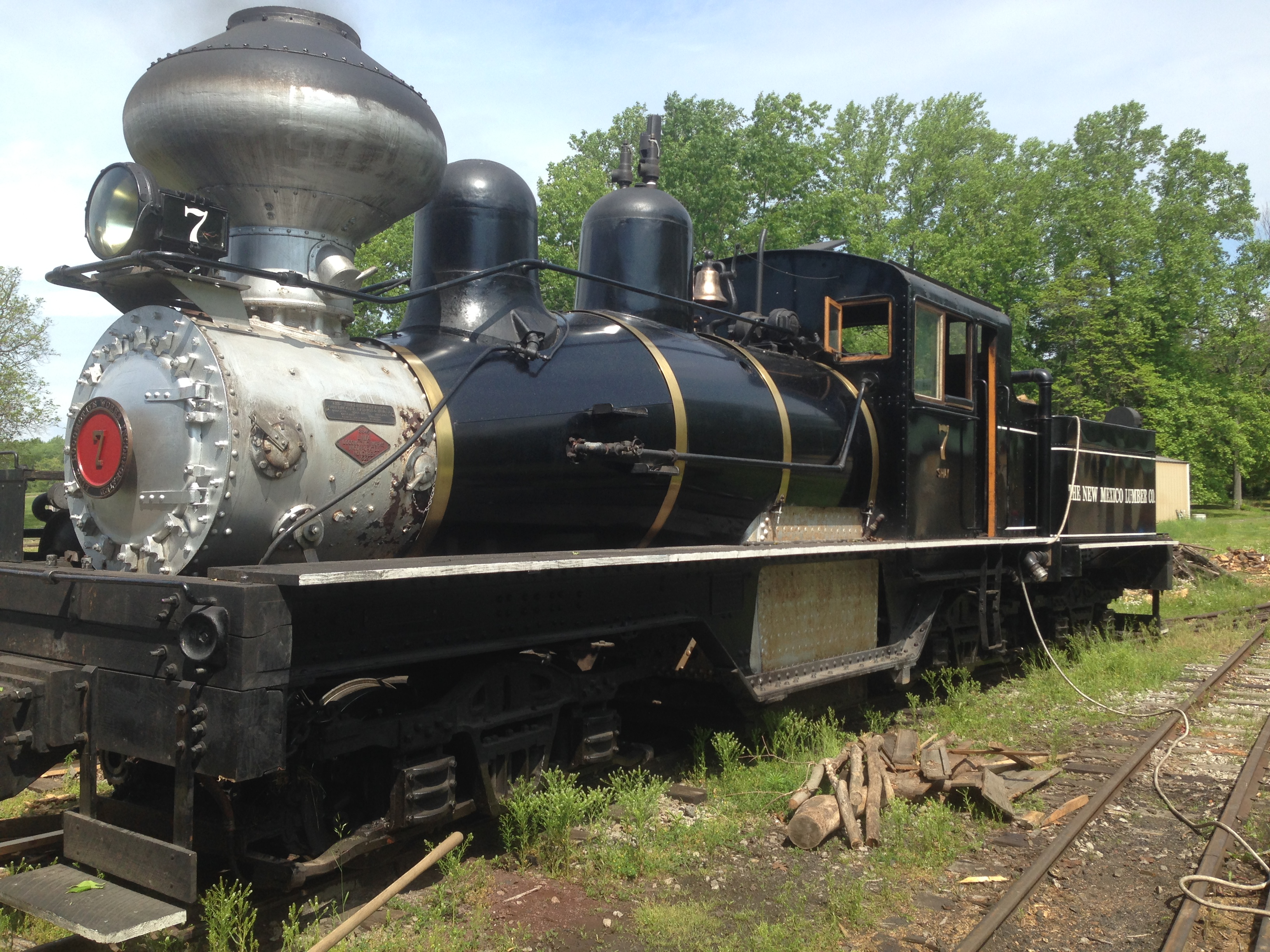 Hesston steam musuem train laporte indiana familyfun for Things to do in la porte