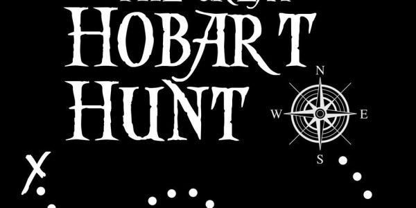 Great Hobart Hunt Scavenger Bike Race