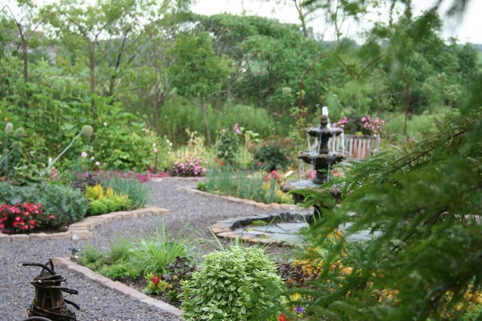 lowell garden walk lowell indiana master gardeners