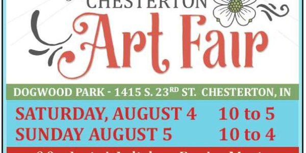 chesterton art fair chesterton indiana