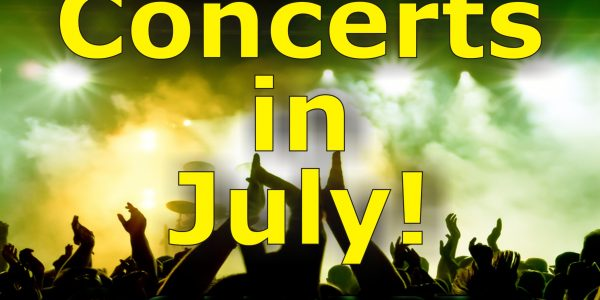 concerts in july