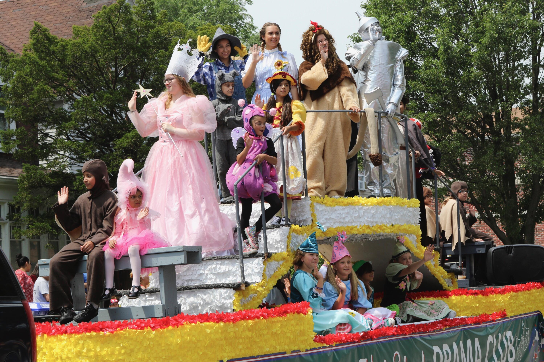 parade drama club
