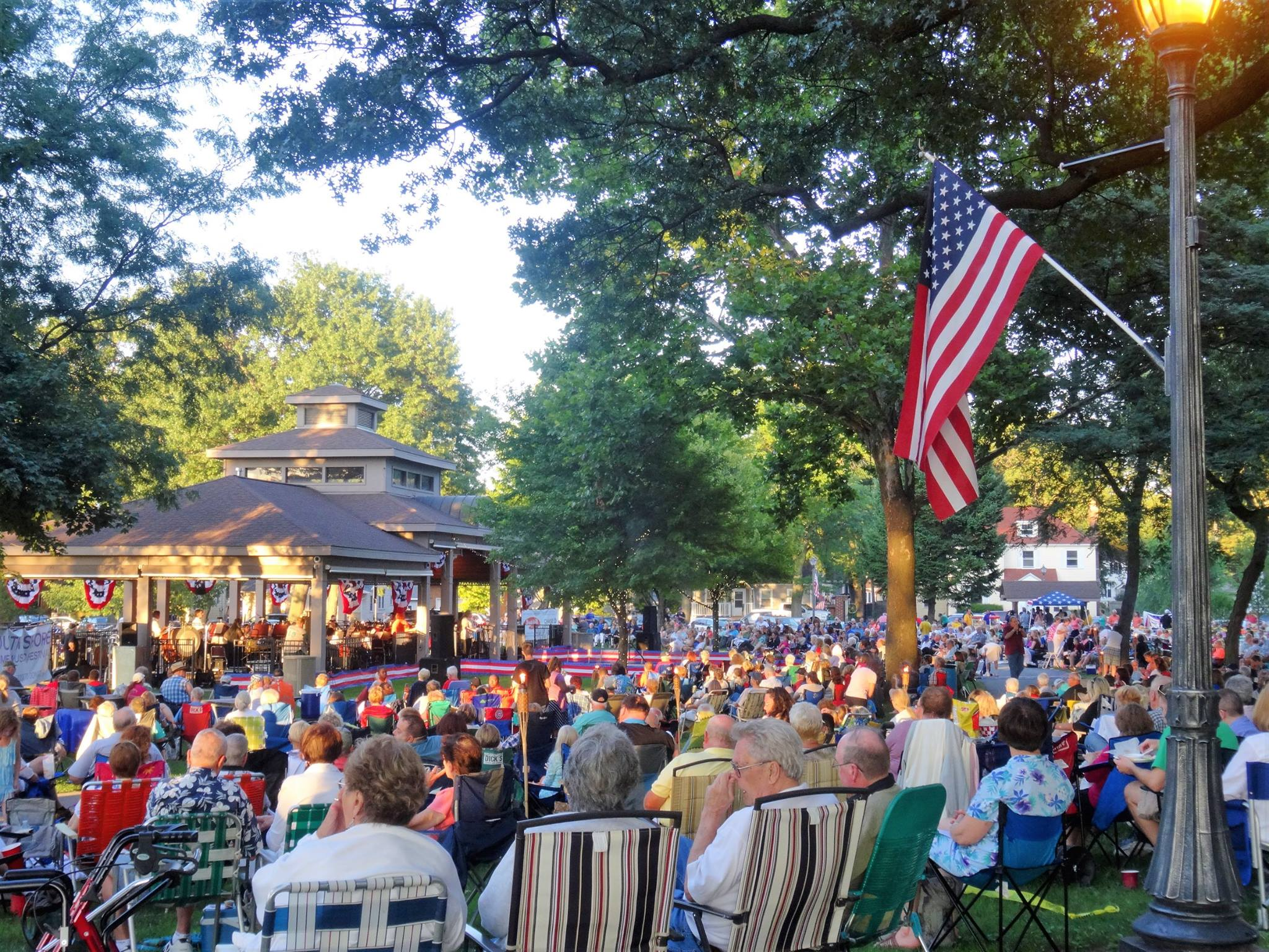 symphony orchestra summer concert series