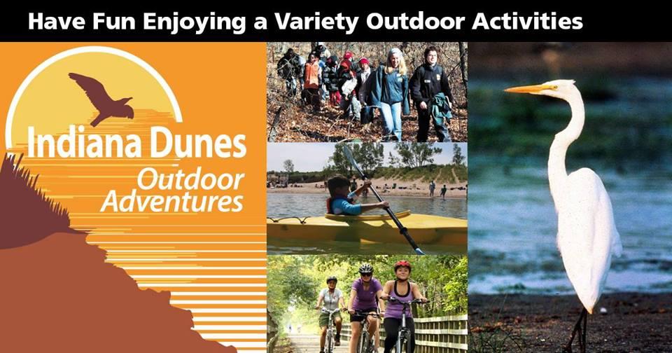 Outdoor Adventure Festvial Indiana Dunes Chesterton Indiana