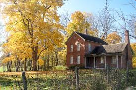 bailly homestead indiana dunes national lakeshore chesterton indiana