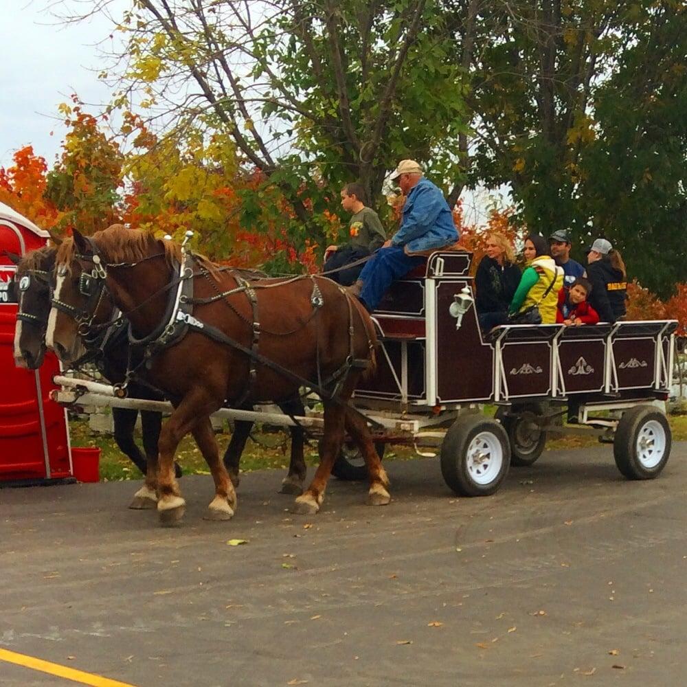 Fall Festival at Windy Ridge Farms Valparaiso Indiana