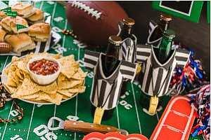 tailgate party recipies football season