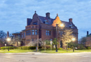 Barker Mansion by Dan Sheehan michigan city