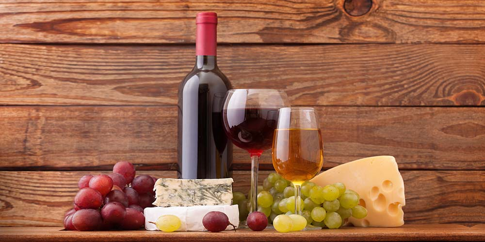 a glass of red wine is good for your health