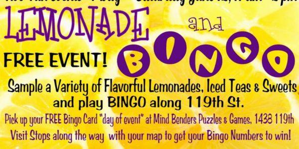 lemonade bingo downtown whiting indiana family fun mindbenders toys