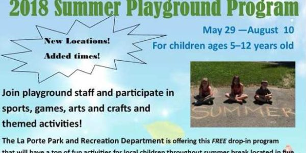Free Drop In Summer Program For Laporte Kids 5 12 Yrs