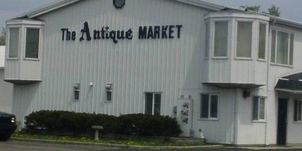 antique market michigan city indiana