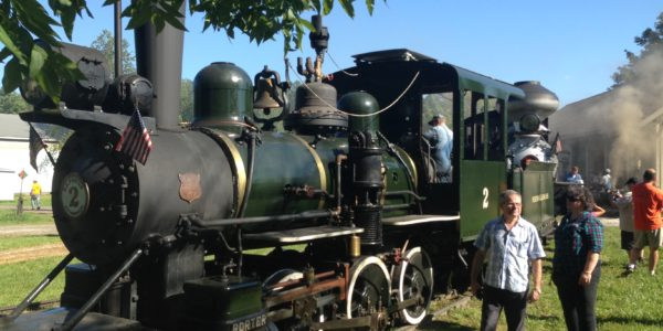 hesston steam museum new porter jason Powers engine restored