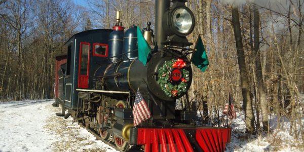 hesston steam museum santas candy cane express laporte indiana e1574540246481