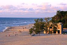 west beach indiana dunes miller beach