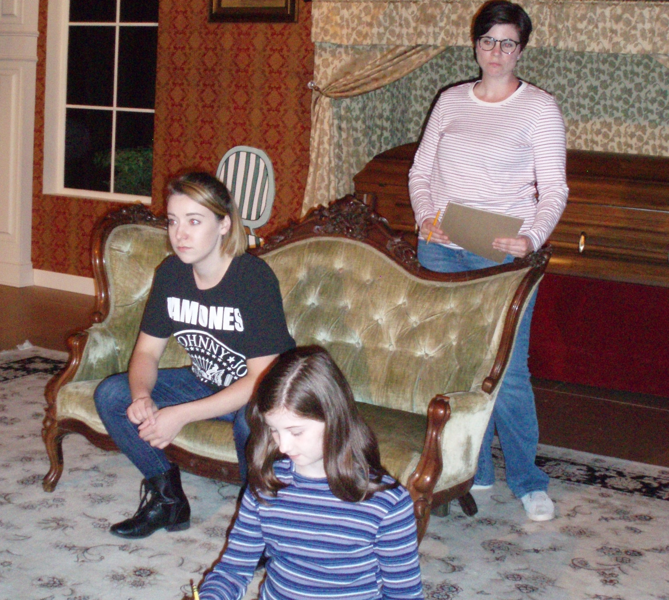 Fun Home perfomance at Towle theater in hammond indiana e1530112156456