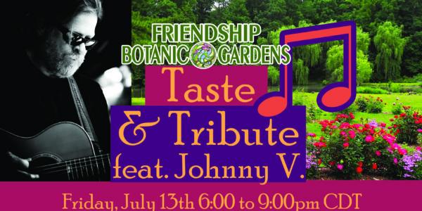 taste and tribute concert at friendship botanic gardens michigan city indiana e1530196154238
