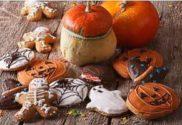 Spooky Halloween Treats cookies muffins trick or treats