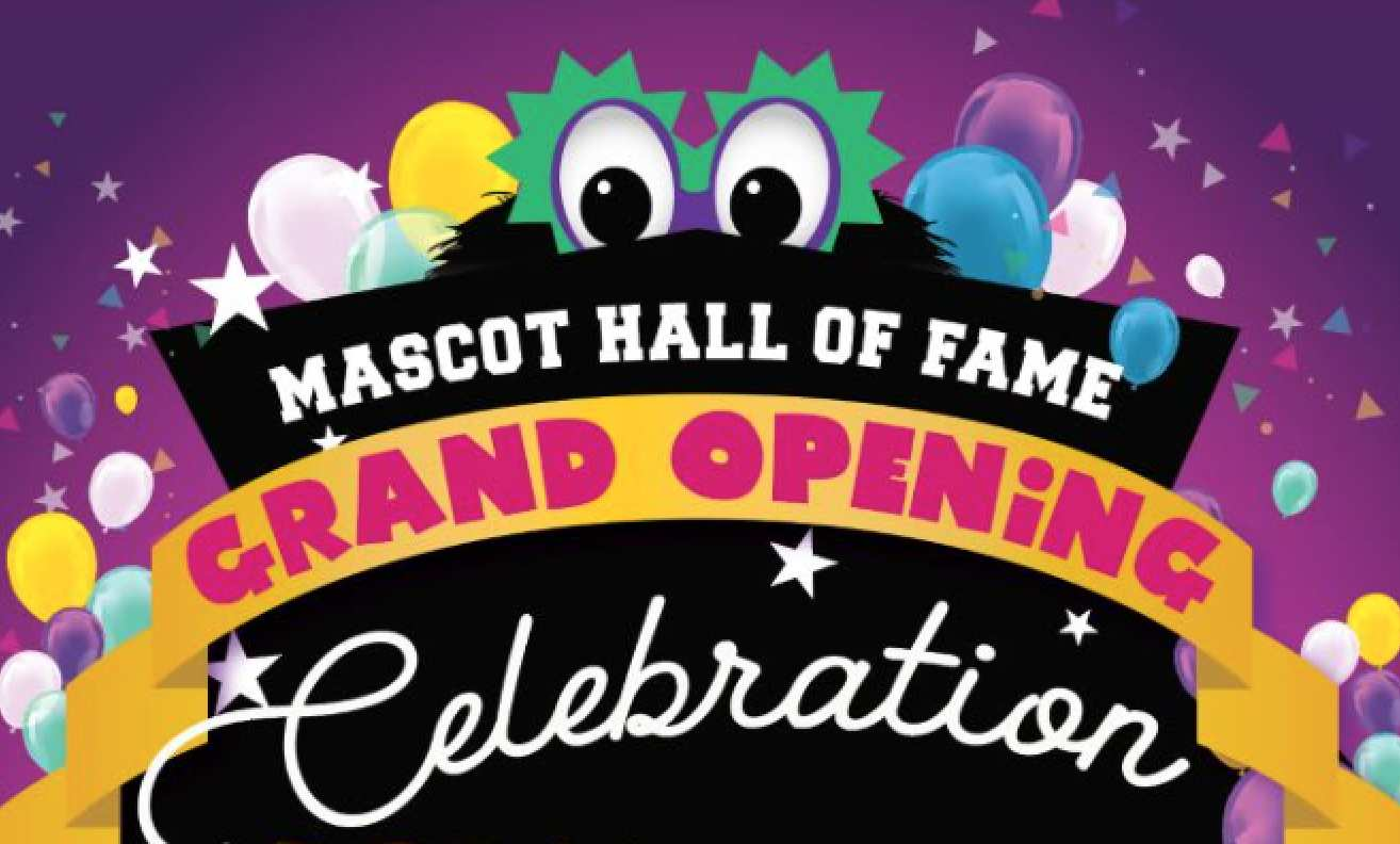 mascot hall of fame grand opening whiting indiana