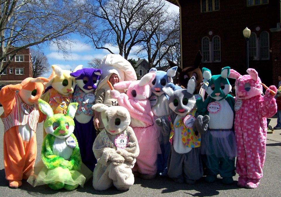 Bunch of bunnies