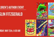 local author joslin fitgerald childrens books barnes and nobles