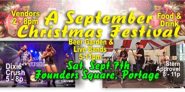 beer garden festival portage indiana dixie crush