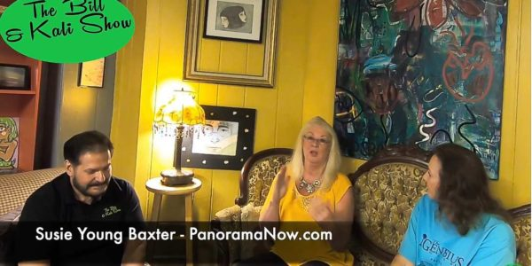 Panoramanow video on the Bill and Kali Show