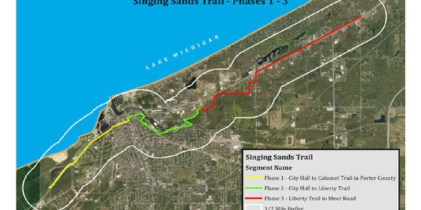 singing sands trail