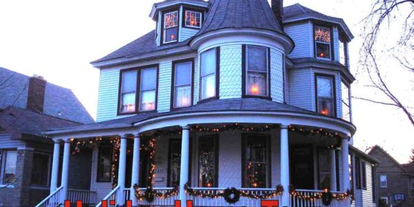 Holiday Home Tour Whiting Indiana