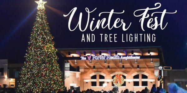 Valpo Tree Lighting and Winter Fest