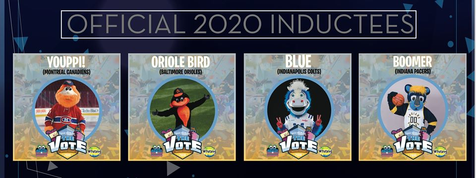 mascot hall of fame announces NLB NHL 2020 inductees