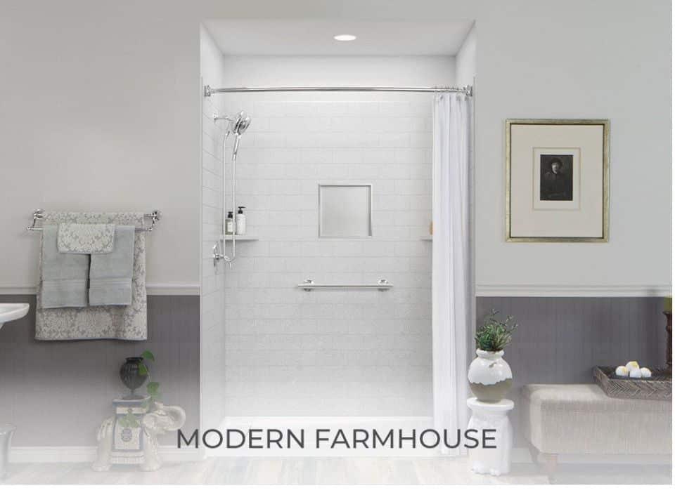 modern farmhouse bathroom remodeling design ideas 1