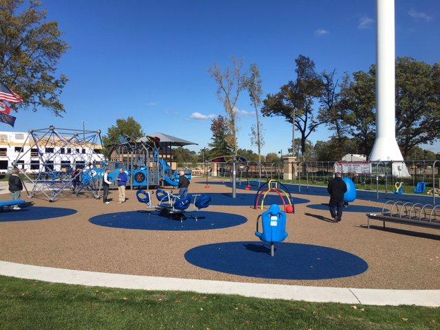 Hannahs hope playground portage indiana