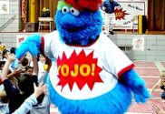mascot hall of fame meet YoJo Whiting Indiana 1