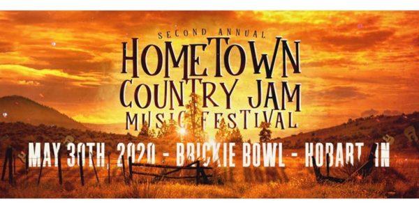hometown country jam music festival hobart indiana