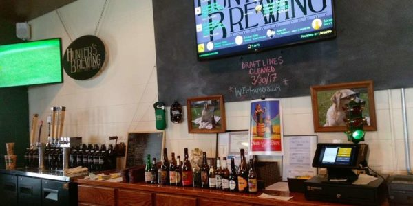 hunters brewing craft beer chesterton indiana tourism indiana dunes