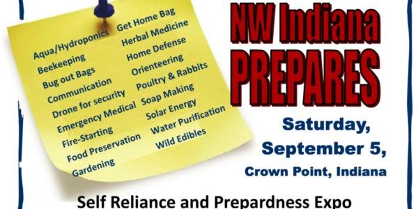 nw Indiana Prepares Expo and Seminars.