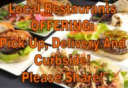 restaruants offering pick up delivery and curbside services northwest indiana