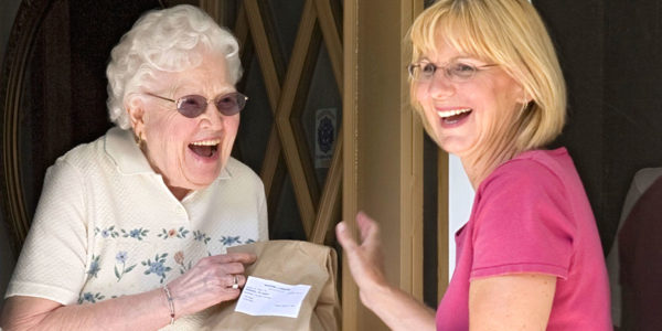 Northwest Indiana Community Foundations support Meals on Wheels