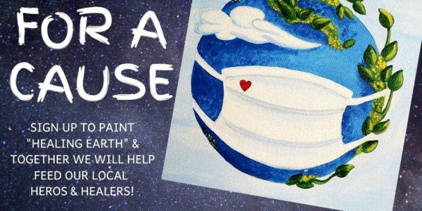 Paint for a cause benefits healthcare providers lake county indiana busy bees
