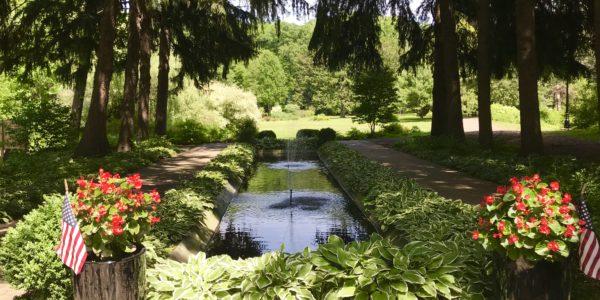 friendship botanic gardens to open may 1st