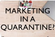 marketing during a quarantine