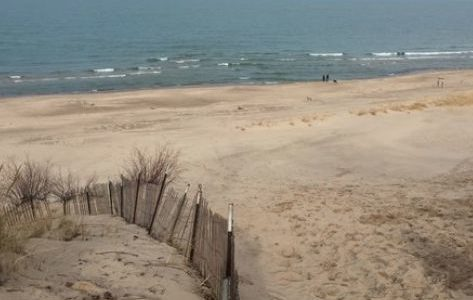 Indiana Dunes Hiking Trail 10 State park e1591976545307