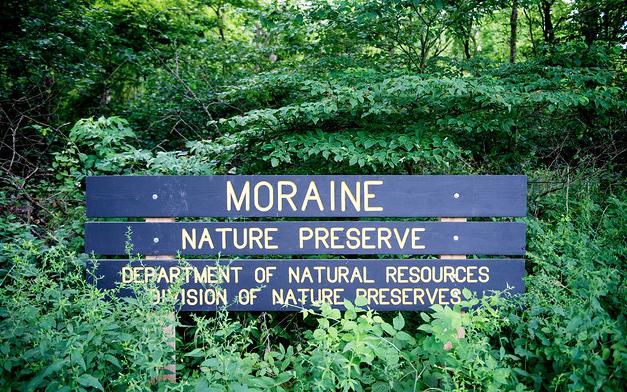 Moraine Nature Preserve Valparaiso Indiana Tourism Hiking