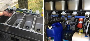Pratts Direct portable sinks fight cornavirus