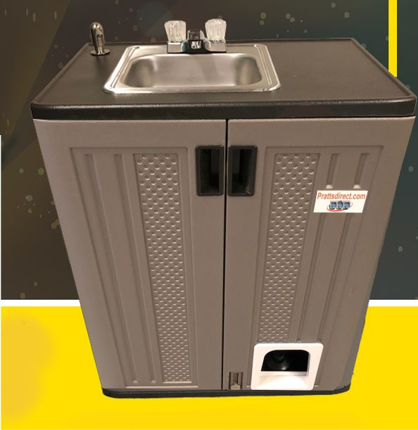 pratts direct portabel sinks help fight covid 19
